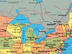 Delano Island Canada Map Station Eleven   Setting   Year 12 Help